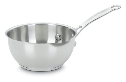 Cuisinart 735-16OP Chef's Classic Stainless 1-Quar...