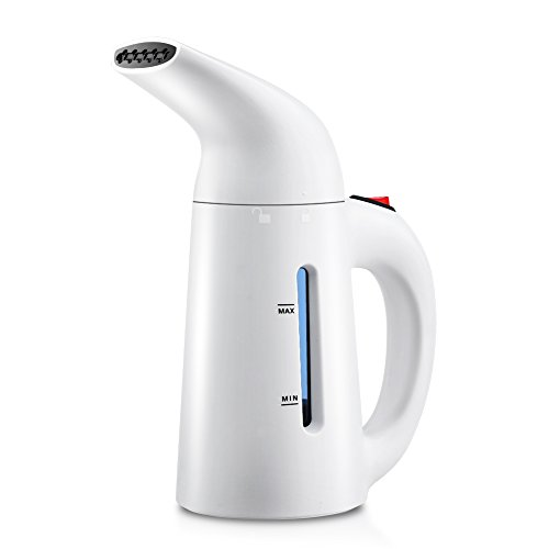 Travel Garment Steamers for Clothes, Updated 180ml...