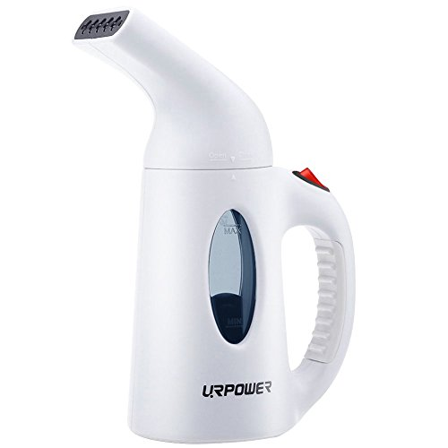 URPOWER Garment Steamer 130ml Portable Handheld Fa...
