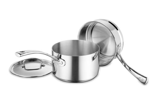 Cuisinart FCT1113-18 French Classic Tri-Ply Stainl...