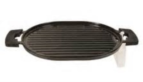 Nuwave Precision Induction Cast Iron Grill With Oi...