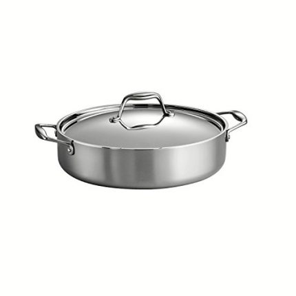Tramontina 80116/015DS Gourmet Stainless Steel Ind...