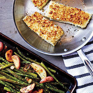 How to Cook Hazelnut-Crusted Halibut