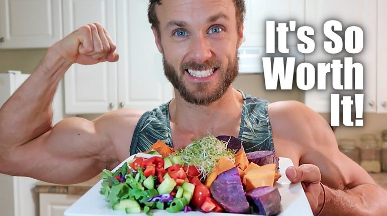 What I Eat In A Day   THIS IS CLEAN EATING!