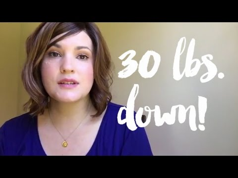 How I Lost 30 lbs. Clean Eating & Walking!