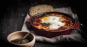 What is Shakshuka and how to cook it