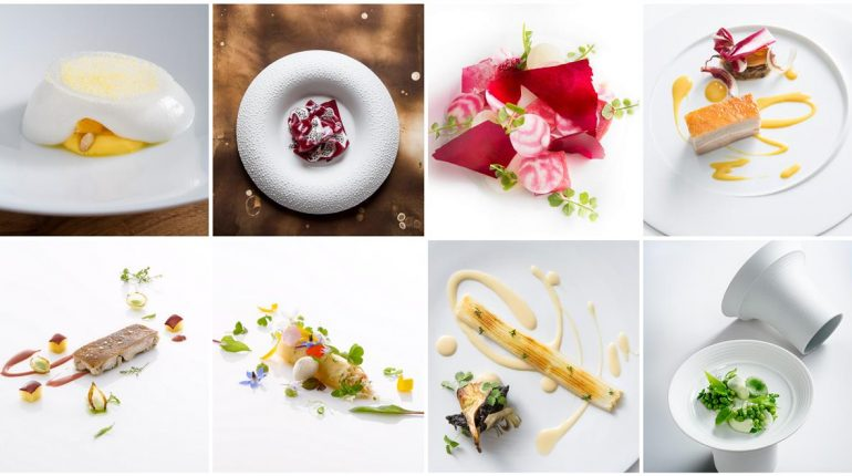 Iconic Dishes of Mauro Colagreco, Mirazur