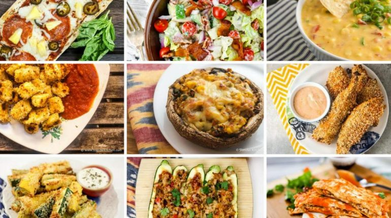 25 Healthy Superbowl Recipes - Slender Kitchen