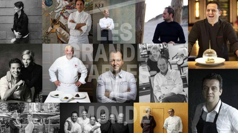 Les Grandes Tables du Monde 2019: 13 New Restauran...